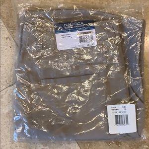 Boys school uniform khaki shorts